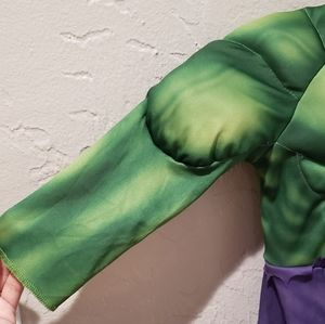 Marvel Costumes - The incredible hulk costume 3T